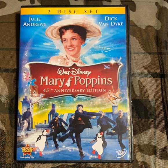Mary poppings 45th anniversary edition
